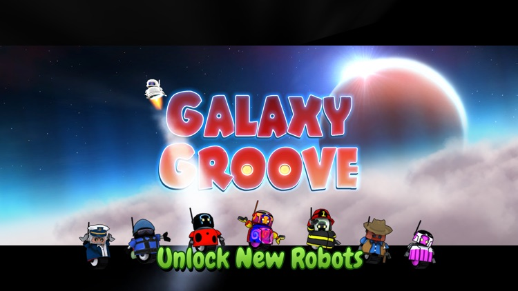 Galaxy Groove screenshot-4