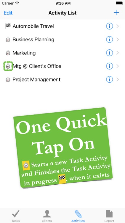 Time Travel Tracker: for recording freelance and hourly employee time and travel screenshot-0
