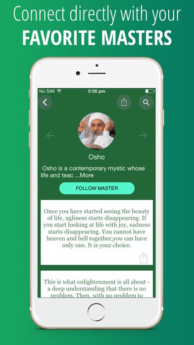 Speaking Tree for iPhone Screenshot