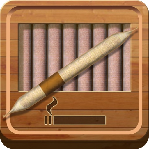 iRoll Up the Rolling and Smoking Simulator Game iOS App
