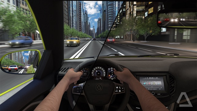 Driving Zone: Russia Screenshot