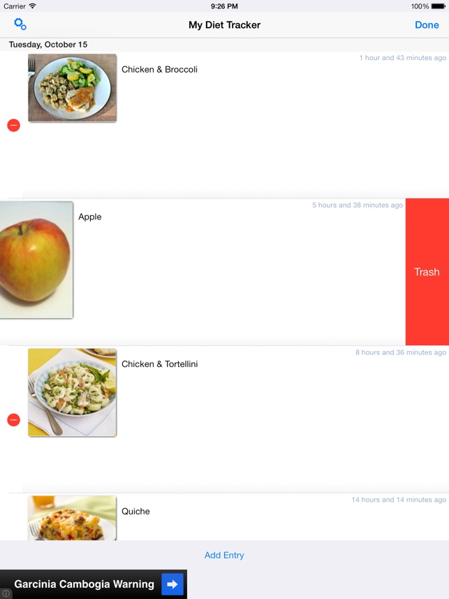 my diet tracker photo food journal on the app store