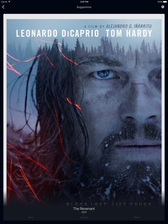 Moodie - Pick Criteria & Amounts, Get Movie Recommendations-ipad-1
