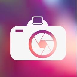インスタント自撮りカメラ