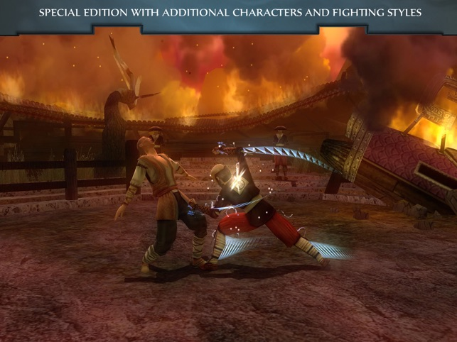 Jade Empire™: Special Edition Screenshot