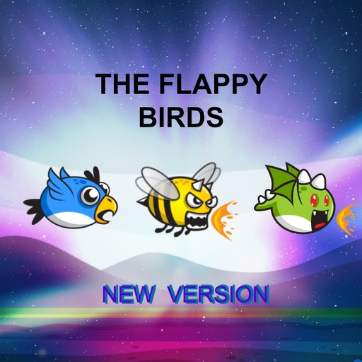 The flappy birds (New version)