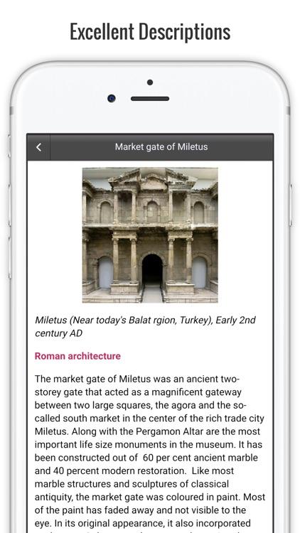 Pergamon Museum Full Edition - Staatliche Museen zu Berlin screenshot-4