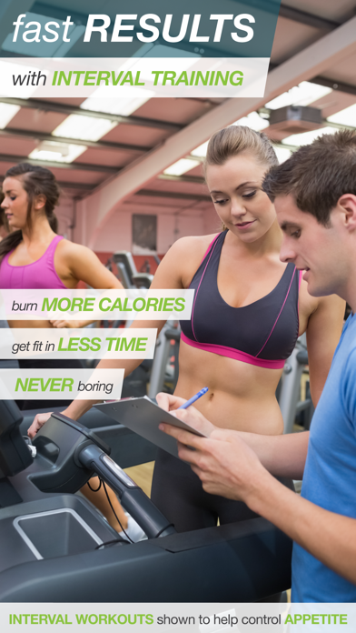 BeatBurn Treadmill Trainer - Walking, Running, and Jogging Workoutsのおすすめ画像3