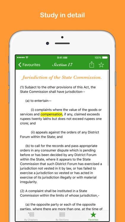 Consumer Protection Act screenshot-4