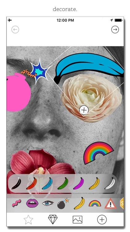 mips - art inspired stickers for creatives screenshot-3