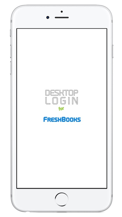 DESKTOP LOGIN for FRESHBOOKS