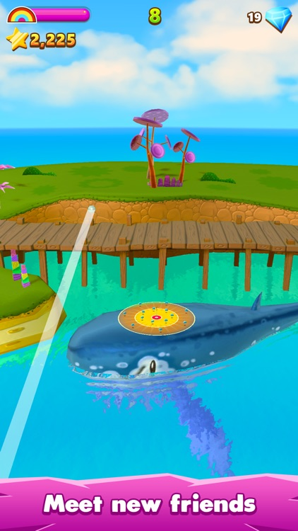 Golf Island screenshot-4