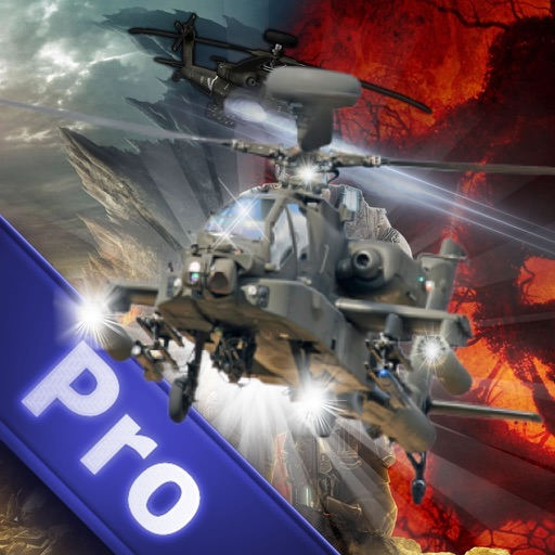 Fury Helicopter Propellers Pro - War Strike Combat