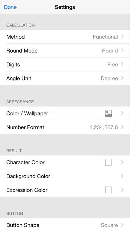 Calculator U screenshot-4