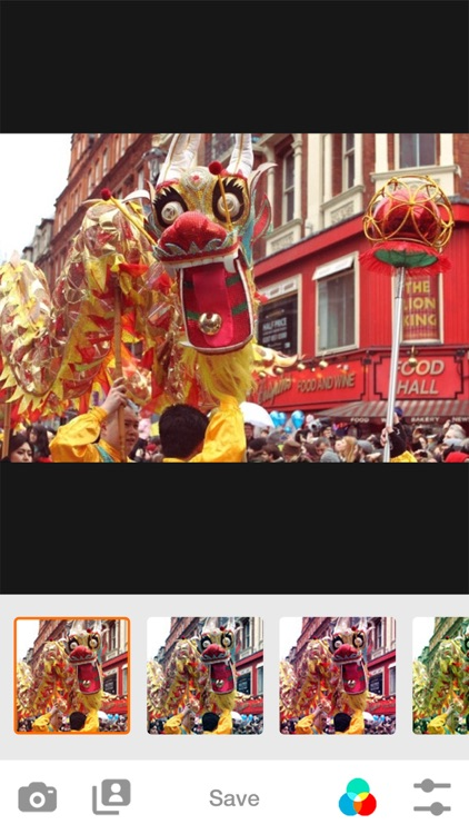Analog Camera Shanghai - Analog Film Effects for Instagram screenshot-3