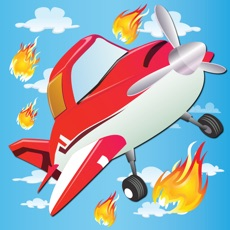 Activities of Planes on Fire - Rescue Mission Pro