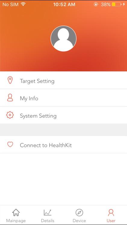 Veryfit for heart rate screenshot-3