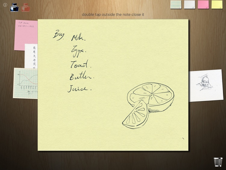 Pencil Note screenshot-3