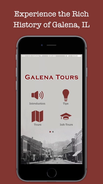 Galena Tours screenshot-0