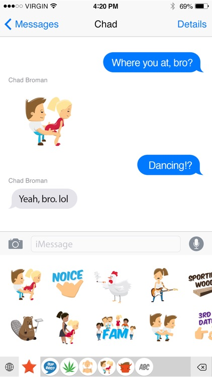 Bromoji screenshot-2