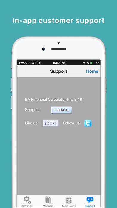 BA Financial Calculator Pro-4