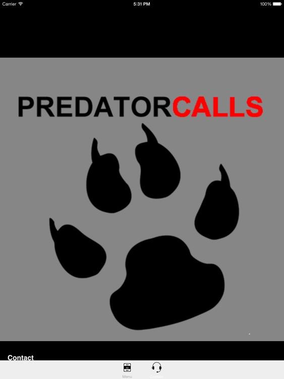 REAL Predator Hunting Calls 40+ HUNTING CALLS! screenshot-3