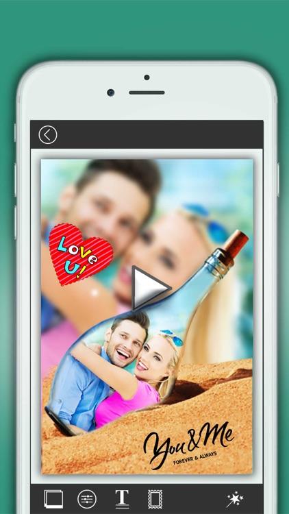 PIP Video Camera - selfie cam screenshot-3