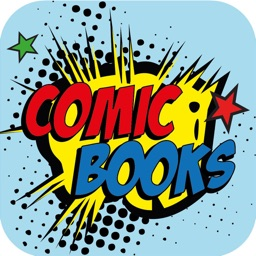 Comic Reader - Comic Book Reader & Manga Reader for CBR/CBZ/PDF Files