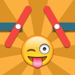 Emoji.s Jump & Dash - Bounce Up & Dodge Evil Blocks Endless Arcade Game