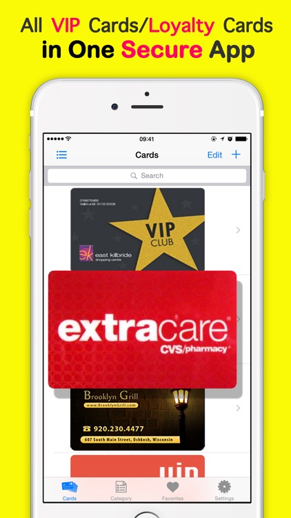 Passbook Wallet Manager Pro - Loyalty Card Rewards Cards keep membership digital vault
