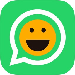 Emoji Stickers for Whatsapp and Text