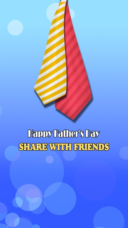 Father's Day Photo Frame.s, Sticker.s & Greeting Card.s Make.r Pro screenshot-4