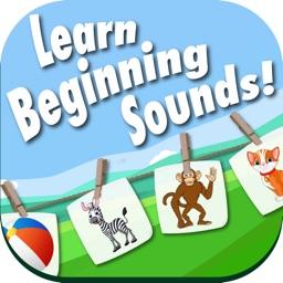Beginning Sound Recognition