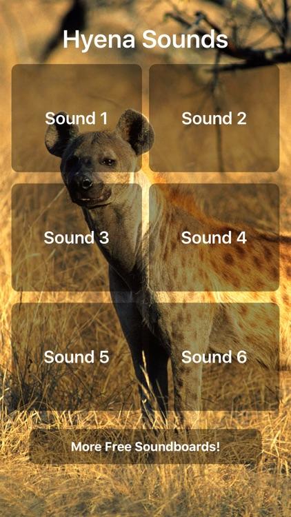 Hyena Sounds