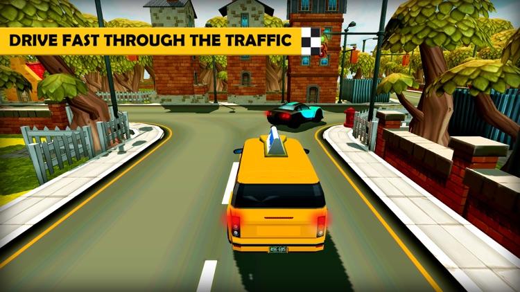 New York Taxi Driver Simulator