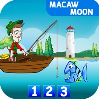 Codes for Fisherman Math: Number operation learn for kids - Macaw Moon Hack