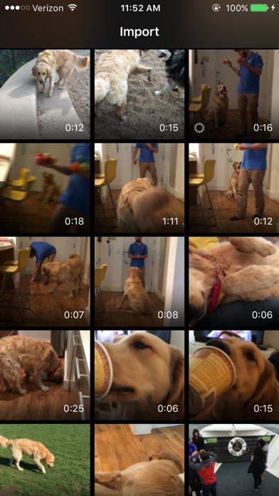 Timefreeze review screenshots