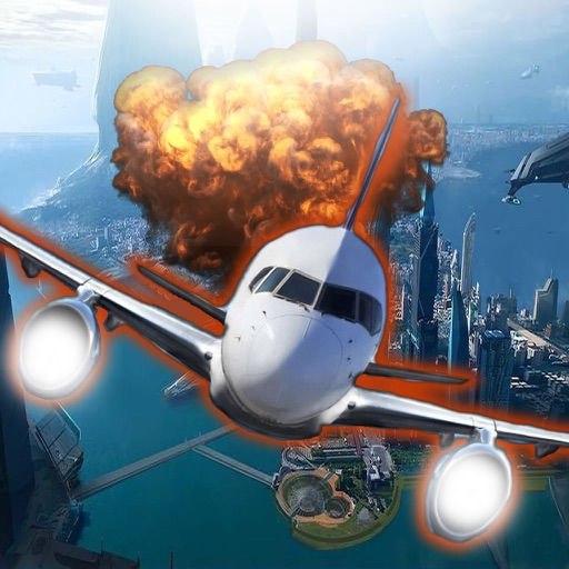 Attack Flight Impossible - Amazing Simulator Game