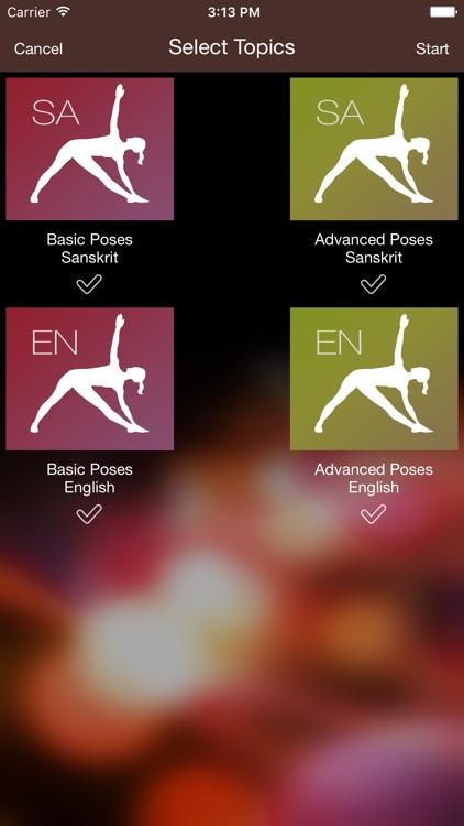 Sanskrit-Yoga screenshot-3