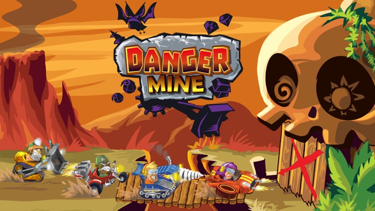 Danger Mine - Quest for Loot screenshot-0