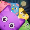 Pet Pop Escape - Free funny matching puzzle game with cute animal star emoji