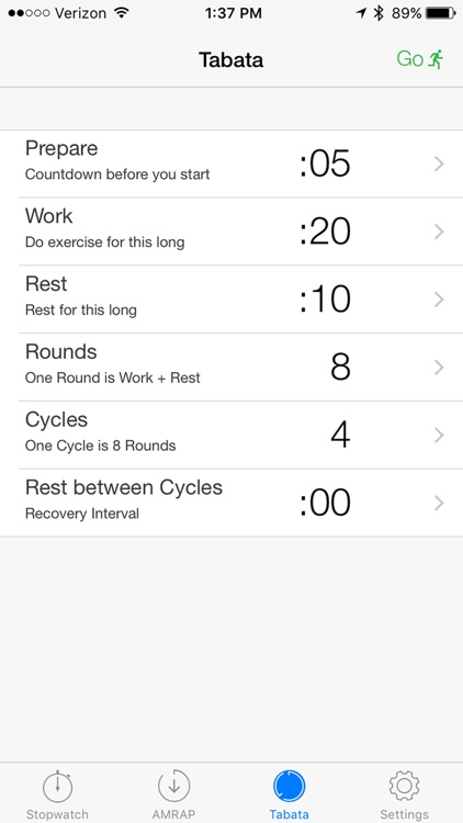 PushPress Timer Pro screenshot-2