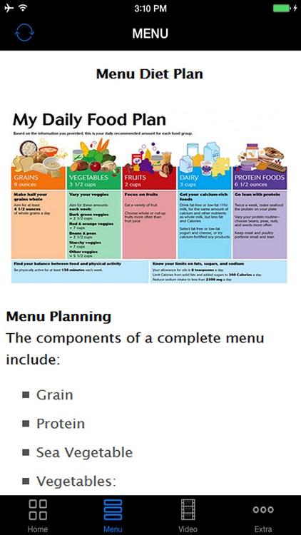 Best Macrobiotic Diet Plan - Easy Follow Up Weight Loss Diet Program for Advanced To Beginners, Start Today! screenshot-3