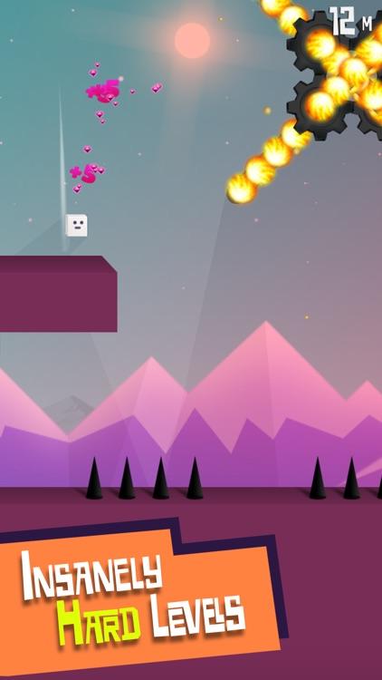 MicroCube - Amazing Jump (Amazing Cube World) screenshot-3