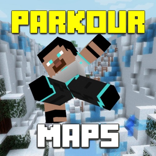 PARKOUR MAPS FOR MINECRAFT PC EDITION - DOWNLOAD BEST POCKET MAPS FOR MINECRAFT