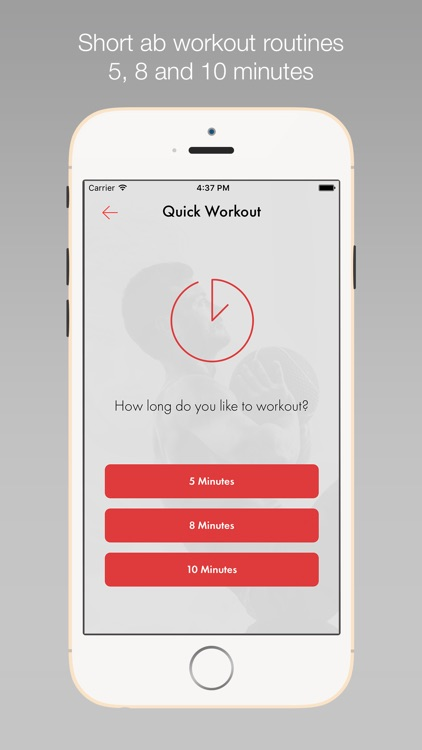 Abs Workout Trainer by Fitway screenshot-3
