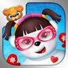 123 Kids Fun Snowman - Make a Snowman free game