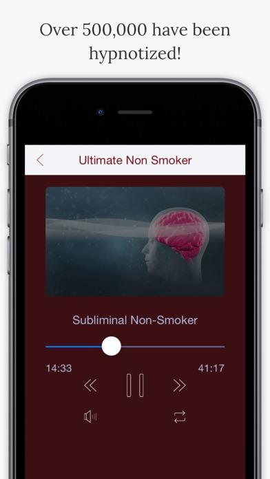 Mark Patrick Hypnosis Ultimate Non Smoker App screenshot four