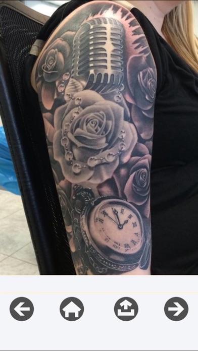 タトゥーのデザインとタトゥーのアイデア紹介画像2