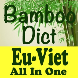 Bamboo Dict EU-Vietnamese All In One